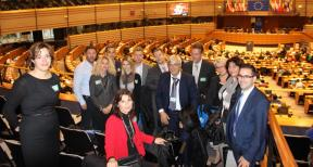 Study visit to Brussels
