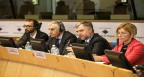Polish and Croatian delegation in the Committee of the Regions