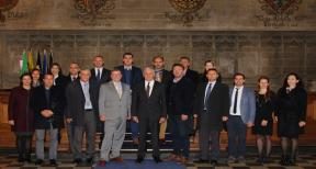 Study visit of the delegation of Dubrovnik Neretva Region in Brussels and Ghent