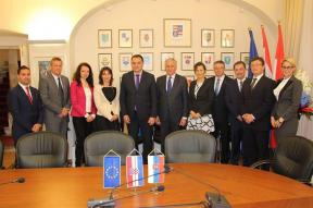 The Agreement on Cooperation between the Dubrovnik-Neretva County and the Prešov Region