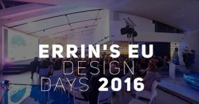 Design Days 2016 in Brussels