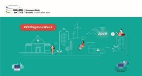 EURegionsWeek 2019: Regions and Cities, pillars of EU's future