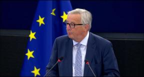 President Juncker's State of the Union Speech 2018