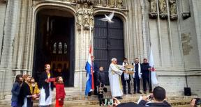 Feast of St. Blaise celebrated in Brussels